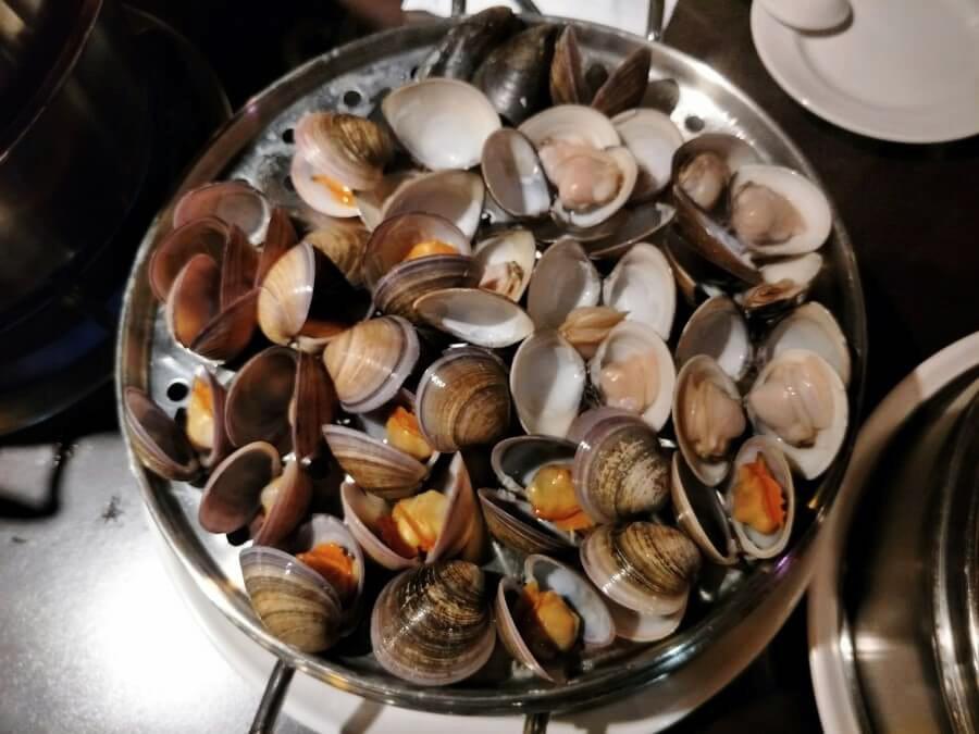 林口美食 林口全瓷冠 人工植牙 海鮮餐廳